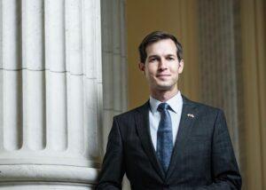 Representative Jake Auchincloss
